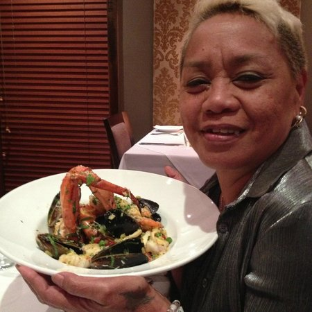 Restaurant Mystique: Seafood from heaven.