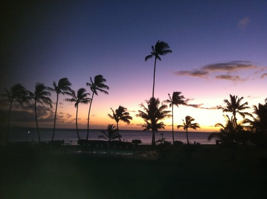 Castle Molokai Shores: Sunset