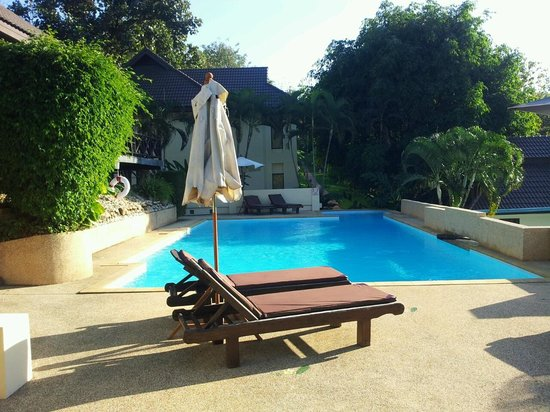 Suansawan Resort Chiang Mai: Adult's pool