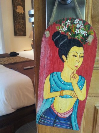 Suansawan Resort Chiang Mai: Do Not Disturb