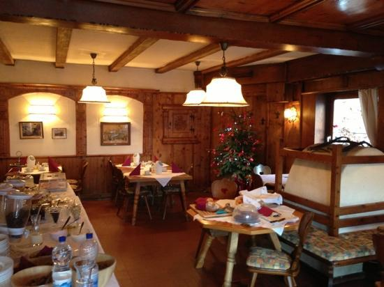 Hotel Heimgartl: breakfast room
