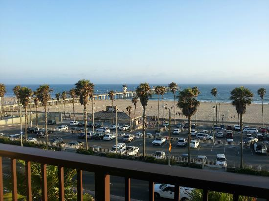 Kimpton Shorebreak Hotel: Upgraded oceanfront room