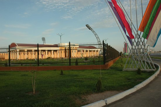 Surxondaryo Province, Usbekistan: Stadium