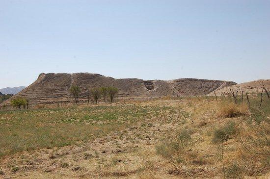 Surxondaryo Province, Usbekistan: Valley