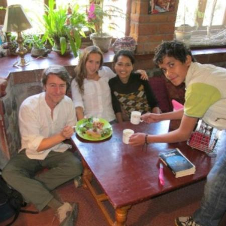 Ramana's Organic Cafe: Edward Norton's favourite cafe in Rishikesh