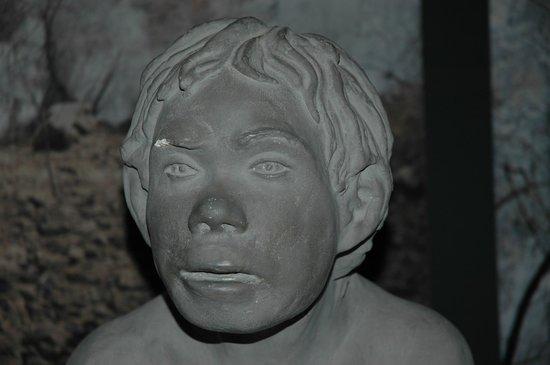 Surxondaryo Province, Usbekistan: Neandertal boy