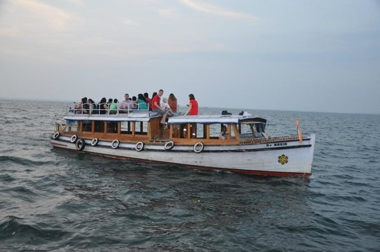 Lakesong Kumarakom: sunset cruize
