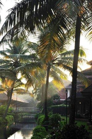 Lakesong Kumarakom: Garden area