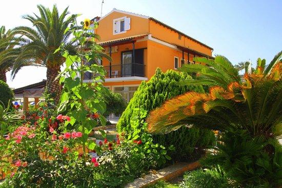 Mires House: A part of the garden