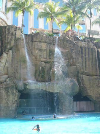 Sunway Resort Hotel & Spa : pool of Sunway resort