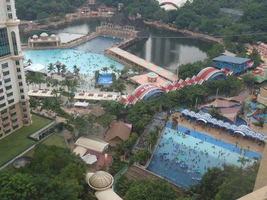 Sunway Resort Hotel & Spa: Sunway lagoon