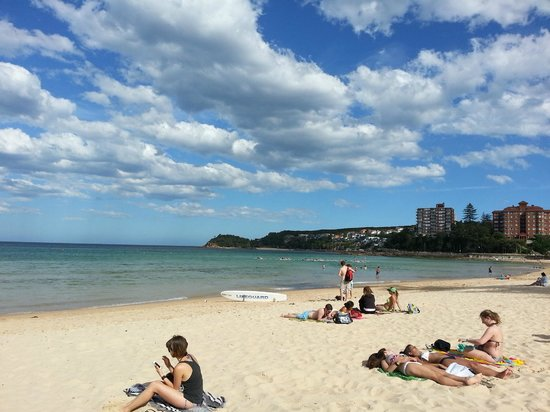 Manly beach, 5 Dec 2012