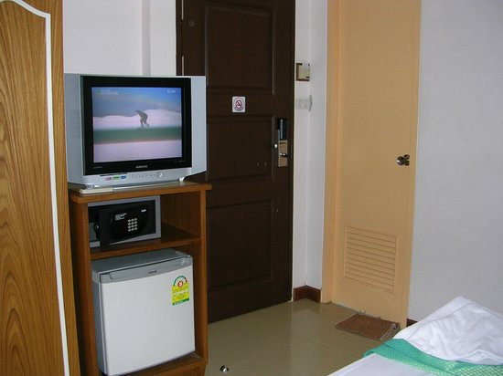 New Siam Guest House III (Super): TV