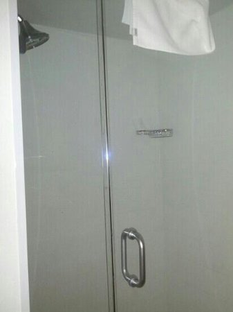 SpringHill Suites Miami Airport East/Medical Center: shower