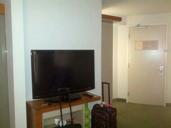 SpringHill Suites Miami Airport East/Medical Center: flat tv