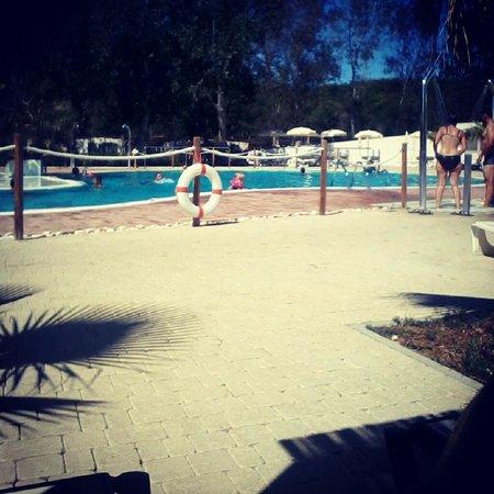Camping Molino a Fuoco: Ótima Estrutura! Amei esta piscina.