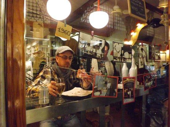 Pizzeria da Felice : Pizza e Peroni