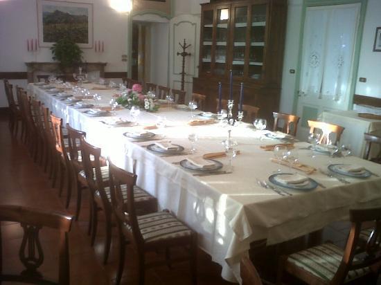 Vignale Monferrato, Italia: Il Salone principale