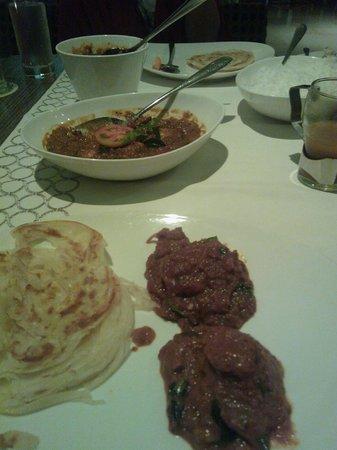 Madras: Food!
