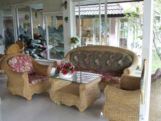 Amarin Resort: robby