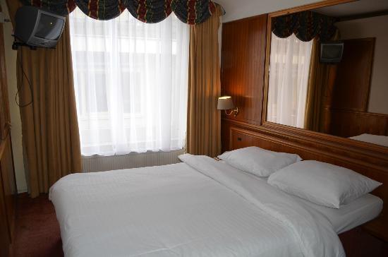 Rembrandtplein Hotel: Double room