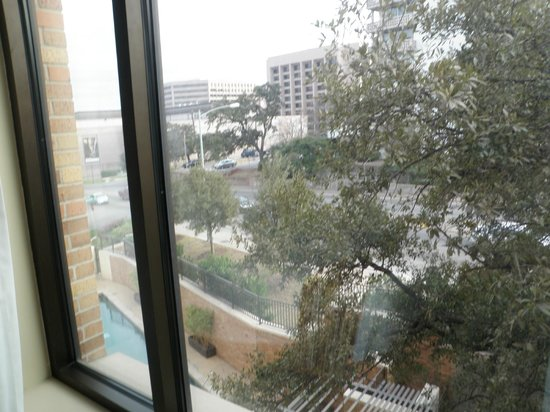 AT&T Executive Education and Conference Center: Not much of a view