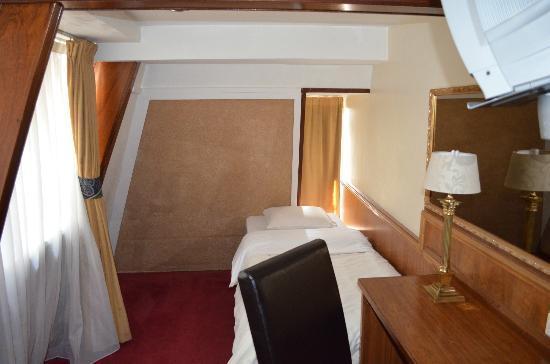 Rembrandtplein Hotel: Singel room