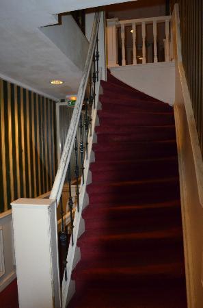 Rembrandtplein Hotel: stair case