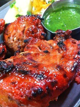 Tandoori Chicken @ Tandoor