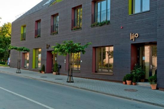 Gargzdai, Lituânia: Hotel