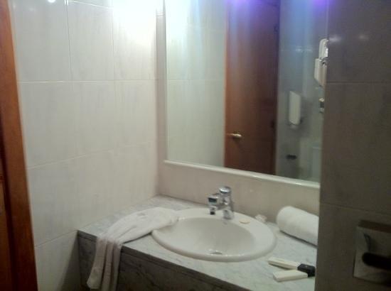 Hotel Domo: mirror side