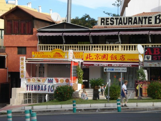 Chinese Restaurants In Playa De Las Americas