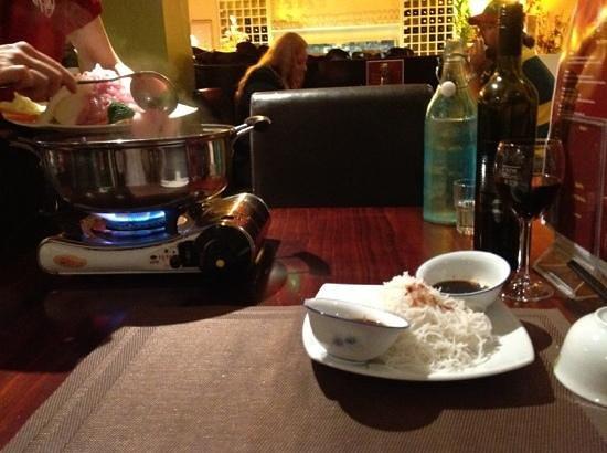 VietKing Vietnamese Restaurant: steamboat par excellence
