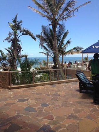 Salt Rock Hotel & Beach Resort: nice view