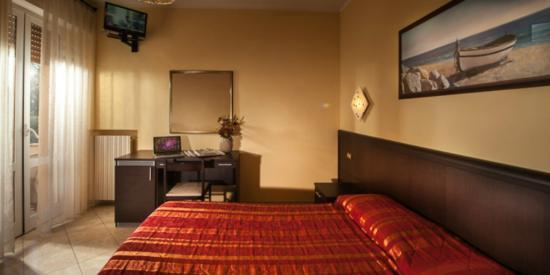 Hotel Cavaliere Nero: Camera