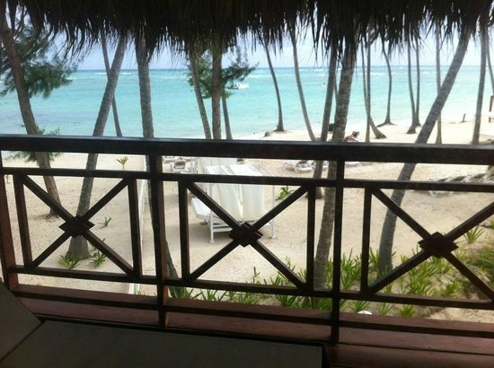 Vista Sol Punta Cana: Aussicht aus Suite Nr. 9201
