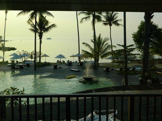 Mercure Koh Chang Hideaway Hotel: @Seaview