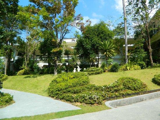 Mercure Koh Chang Hideaway Hotel: Garden