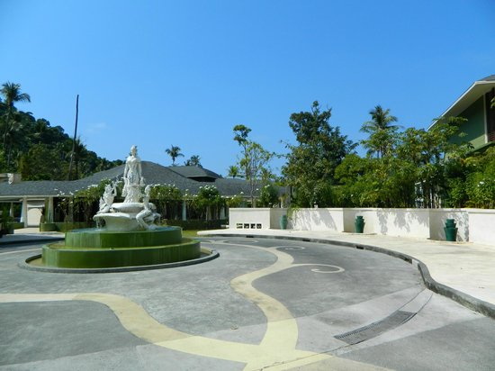 Mercure Koh Chang Hideaway Hotel: Reception 