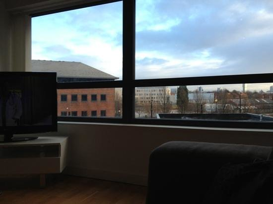 Quay Apartments: view