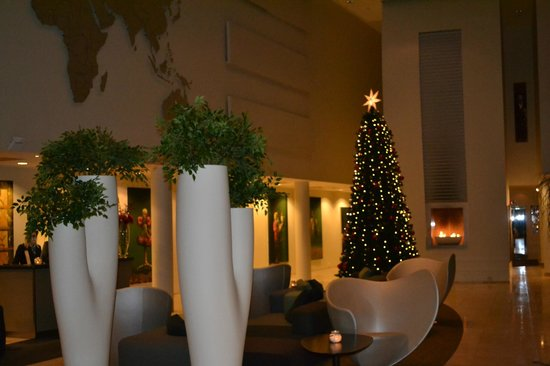 Scandic Nidelven: Reception at Christmas