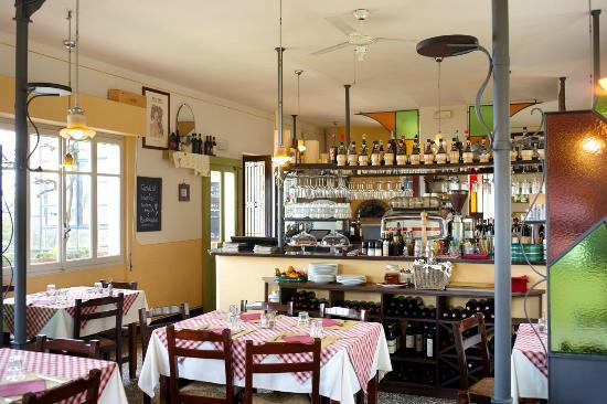 Campino, Italia: La sala interna