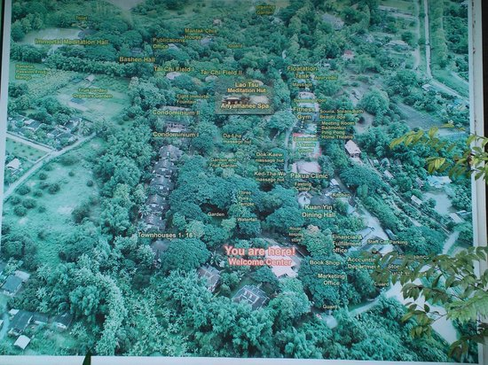 Tao Garden Health Spa & Resort: Pictorial view of the property