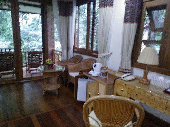 Tao Garden Health Spa & Resort: Living Room Interior sample