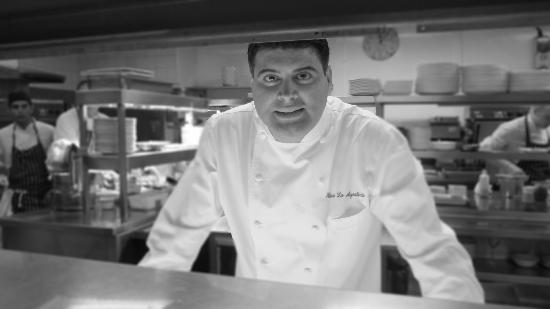 Apsleys: Executive Chef, Heros De Agostinis