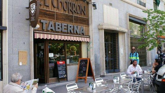 Restaurante El Chorron