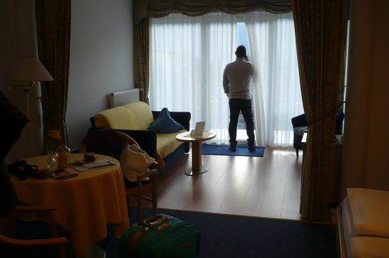 Hotel Garni Günther: suite