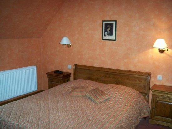 Hotel l'Abbaye d'Alspach : Chambre