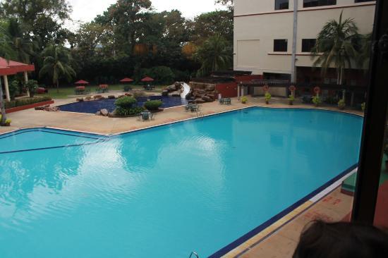 Swiss-Inn Sungai Petani: The swimming pool