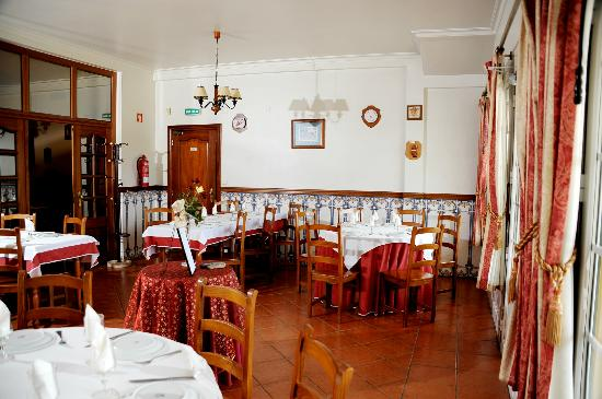 Ninho do Falcao: Restaurante